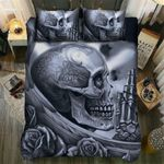 Pray For The Wicked Printed Bedding Set Bedroom Decor