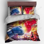 Boxing Red And Blue Glove Bedding Set Bedroom Decor