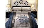 Bible Verse Bedding Set Bedroom Decor