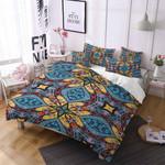 Sea Turtle Vintage 3D Bedding Set Bedroom Decor
