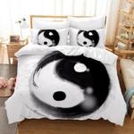 3d Taiji Gossip Illustration Bedding Set Bedroom Decor