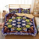 Theme Print Bohemian 3 Piece Set Of Household Printed Bedding Set Bedroom Decor