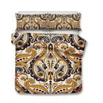 Paisley Mandala Design Printed Bedding Set Bedroom Decor