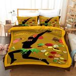 3d African Women Comfortable Bedding Set Bedroom Decor
