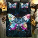 Mysterious Butterfly Pattern Bedding Set Bedroom Decor
