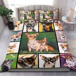 Cute Chihuahua Bedding Set Bedroom Decor