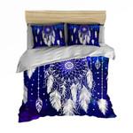 Dream Catcher Feather Indian Bohemia Plate Wind Bedding Set Bedroom Decor