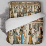 Ancient Egypt Art Bedding Set Bedroom Decor