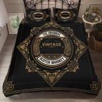 Whiskey Wine The Original Vintage Bedding Set Bedroom Decor