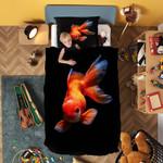 Golden Fish 3d Bedding Set Bedroom Decor