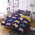 Sea Turtle Marine Life Printed Bedding Set Bedroom Decor