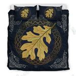 Oak Leaf Bedding Set Bedroom Decor