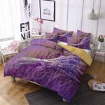 Romantic Lavender Bedding Set Bedroom Decor