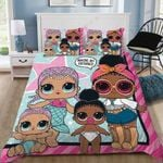 Surprise Doll For Kids Printed Bedding Set Bedroom Decor