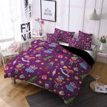 The Nutcracker Pattern 3D Bedding Set Bedroom Decor