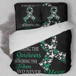 Neurofibromatosis Awareness Bedding Set Bedroom Decor