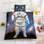 Space Space Suit 3d Bedding Set Bedroom Decor
