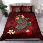Tonga Red Sea Turtle Bedding Set Bedroom Decor