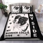 My Border Collie Side My Side Bedding Set Bedroom Decor
