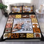 Dachshund Love Has Four Paws Bedding Set Bedroom Decor
