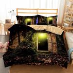 Theme Dream Forest Digital Printed Bedding Set Bedroom Decor