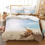 3d Beach Conch Bedding Set Bedroom Decor