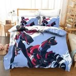 3d Extreme Motorcycle Beauty Comfortable Bedding Set Bedroom Decor