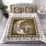 Elephant Love You To The Moon And Back Bedding Set Bedroom Decor