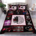 Firefighter I Am The Storm Bedding Set Bedroom Decor