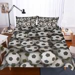 3d Football Comfortable Bedding Set Bedroom Decor