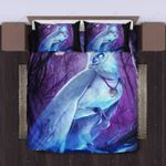 Mysterious Owl Bedding Set Bedroom Decor
