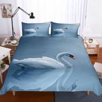 3d Animals Cygnus Bedding Set Bedroom Decor