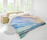 3d Blue Sky Sea Bedding Set Bedroom Decor