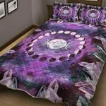 Wicca Crystal Nights Printed Bedding Set Bedroom Decor