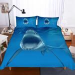3d Animals Shark Comfortable Bedding Set Bedroom Decor