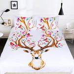 Reindeer Of Life Bedding Set Bedroom Decor