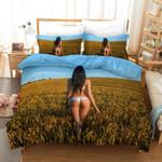 3d Bikini Beauty Bedding Set Bedroom Decor