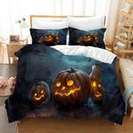 3d Easter Pumpkin Bedding Set Bedroom Decor