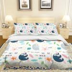 3d Cartoon Animals Wild Joy Bedding Set Bedroom Decor