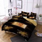 Set Deep Sea Printed Bedding Set Bedroom Decor