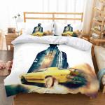 3d Driver San Francisco Bedding Set Bedroom Decor