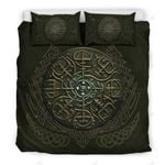 Viking The Helm 3D Bedding Set Bedroom Decor