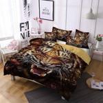 The Captain Tiger  Printed Bedding Set Bedroom Decor