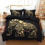 3d Bohemian Elephant Bedding Set Bedroom Decor