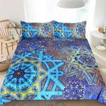 Snowflake Bohemian Style Bedding Set Bedroom Decor