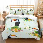 3d Customize Toucan Bedding Set Bedroom Decor