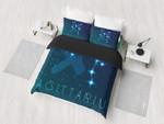 Sagittarius Zodiac Galaxy Bedding Set Bedroom Decor