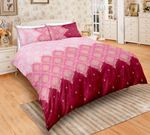 3d European Style Red Bedding Set Bedroom Decor