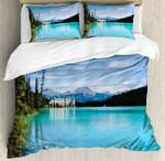Beauty Landscape Bedding Set Bedroom Decor
