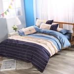 3d Blue Rose Comfortable Bedding Set Bedroom Decor